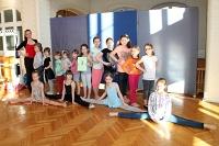 Grupa III – Gimnastyka artystyczna – Wokal