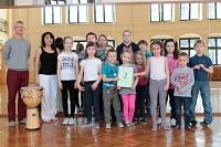 Grupa II - Taniec etniczny-Architektura
