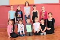 Grupa IV - Taniec współczesny - Ilustracje muzyczne