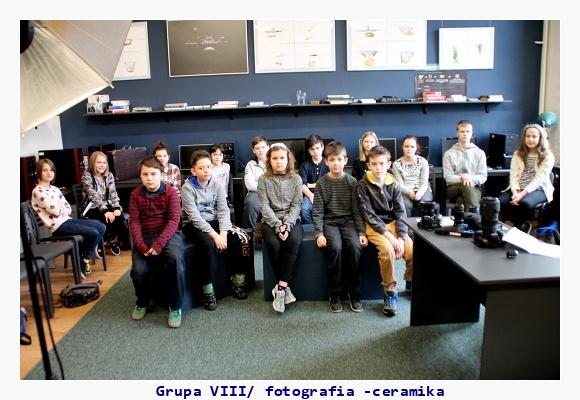 grupa VIII
